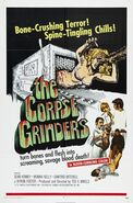 The Corpse Grinders (1971) poster