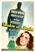 Shadow of a Doubt (1942 poster - Style C)