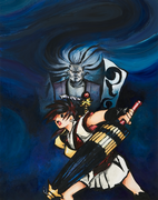 Samsho3 art zankuro shizumaru