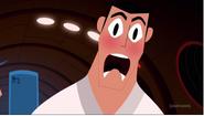 Jack saw naked Ashi