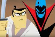 Samurai Jack Vs Demongo