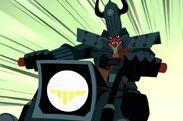 Samurai-Jack fully armoured