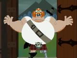 Hombre Escocés