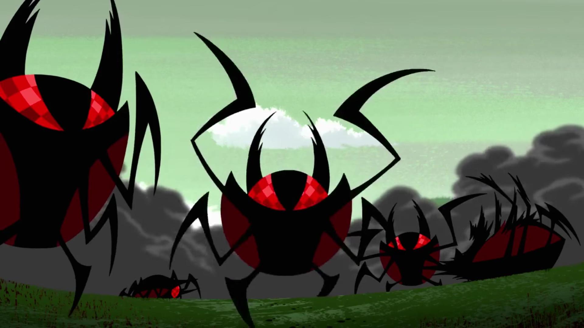 Beetle Drones