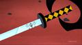 Aku take sword