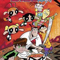 SAMURAI JACK SPECIAL # 1 VS AKU Comic Book ~ Cartoon Network 2004 1ST EVER