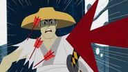 Samurai Jack Season 1 Episode 7 - Jack and the Three Blind Archers