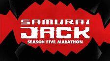 Toonami - Samurai Jack Marathon Promo (HD 1080p)