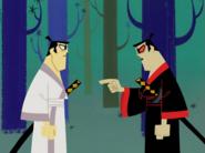 Samurai jack vs mad jack350