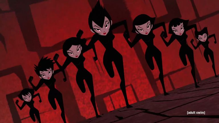 Daughters of Aku