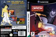 Samurai Jack The Shadow Of Aku