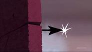 Arrow blink