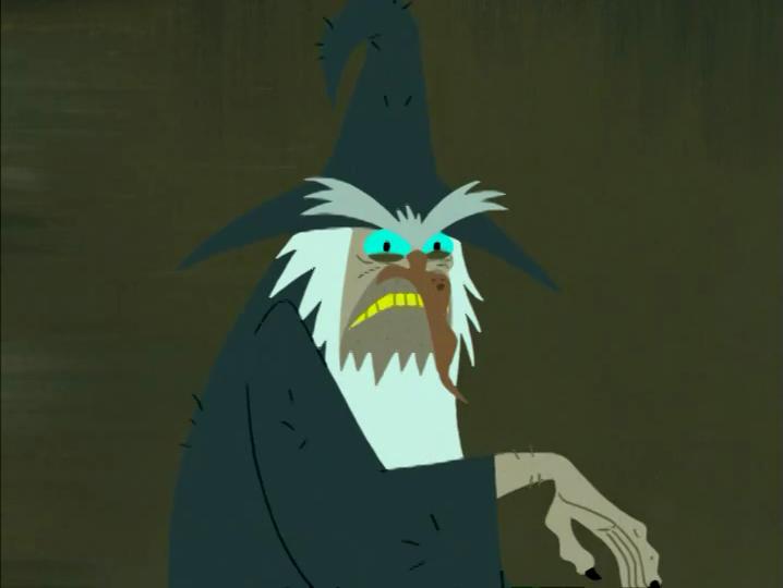 Cranky Wizard