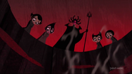 Young Ashi and her sister on initiation