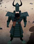 Cartoon Samurai Jack 3