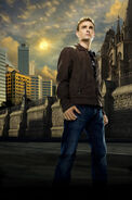 Sanctuary IMDb Poster Dr. Will Zimmerman