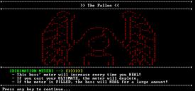 The Fallen ready to battle