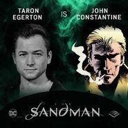 The Sandman Audible Taron Egerton John Constantine (1)