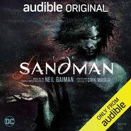 The Sandman Audible Official Key Art