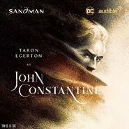 The Sandman Audible Taron Egerton John Constantine (2)