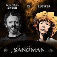 The Sandman Audible Michael Sheen Lucifer