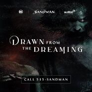 The Sandman Audible Drawn from the Dreaming