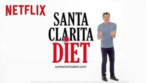 Santa Clarita Diet Kind of Intense HD Netflix