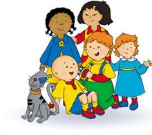 Caillou's friends.jpg