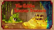The Golden Banana Treasure