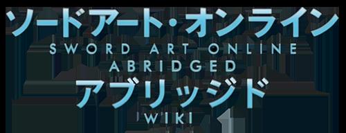 Sword Art Online Abridged Wiki