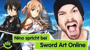 Japanic Special Sword Art Online-Synchro mit Nino