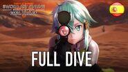 Sword Art Online Fatal Bullet - PS4 XB1 PC - Full dive (Spanish Announcement trailer