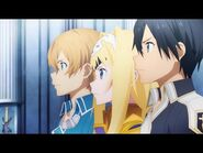 SAO Alicization Rising Steel EN -Character Trailer-