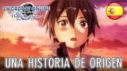 Sword Art Online Hollow Realization - PS4 PS Vita - Una Historia de Origen (Jump Festa) (Spanish)