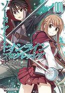 Sword Art Online- Progressive manga 1