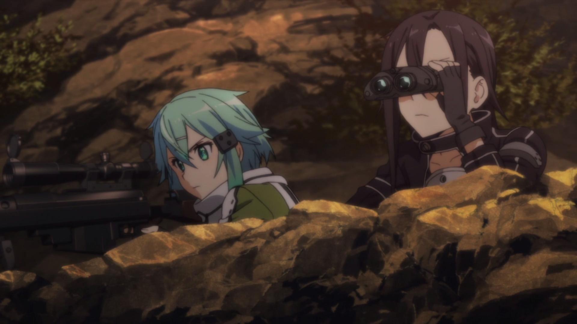 SAO II - Episode 08