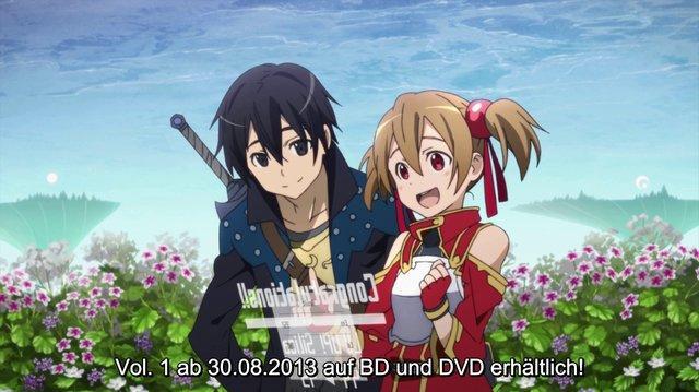 SAO - Teaser 04 - Kirito & Silica