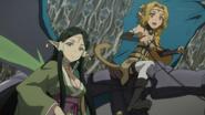Sakuya y Alicia