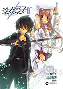 Sword Art Online Inner Cover