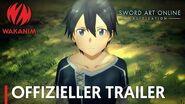 Sword Art Online -Alicization- Offizieller Trailer OmdU