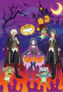 Sarazanmai Halloween 2019 Café Village Vanguard