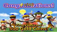 Winning Screen (Monkey Soccer)