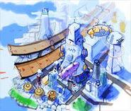 Saru Battle Concept 3