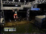 Cliff Hanger Sasuke 17