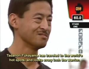 Fukayama Tadanori