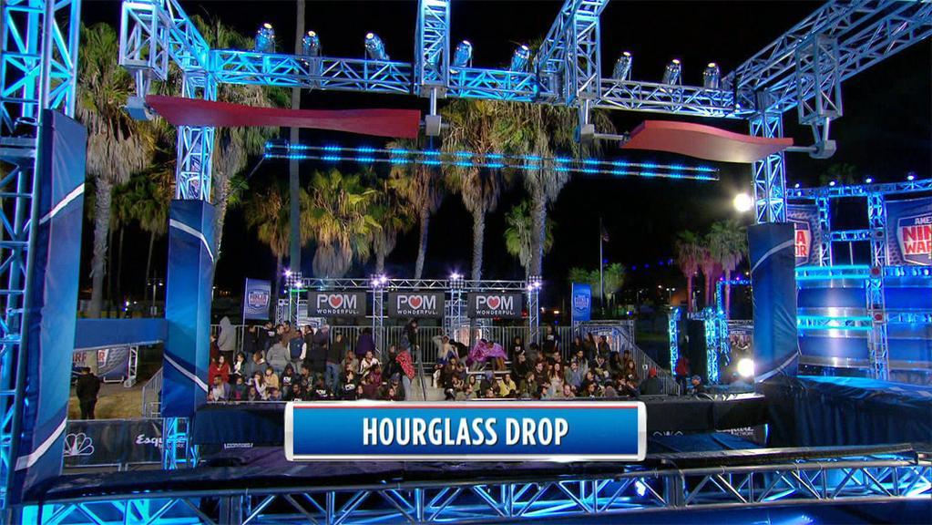 Hourglass Drop