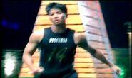 Kane Kosugi Celebrity Sportsman No1 Fall 1998