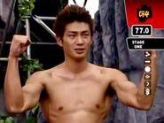Iketani Naoki SASUKE 8