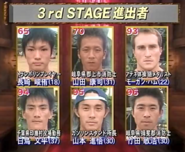 SASUKE 15's Second Stage Clears