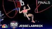 Jesse Labreck at the Vegas Finals- Stage 1 - American Ninja Warrior 2019